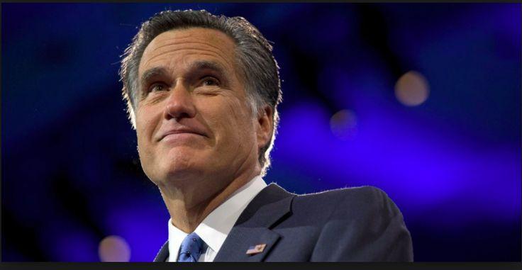Mitt Romney Files FEC Paperwork To Run In 2016 Election #GOPClownCar http://bipartisanreport.com/2016/03/07/mitt-romney-files-fec-paperwork-to-run-in-2016-election/