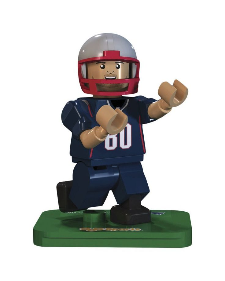 Show your colleagues who has bragging rights with the OYO Sportstoys OYO Mini Figure of your team's star player! OYOs are licensed collectible mini figures that share the same individual likeness to p