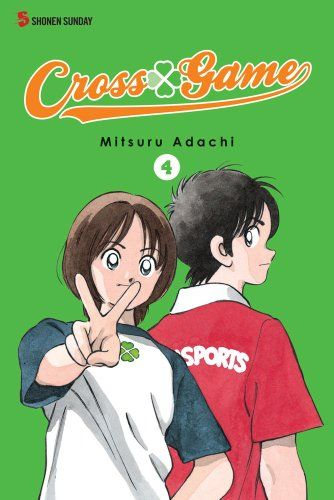 Cross Game, Vol. 4 by Mitsuri Adachi