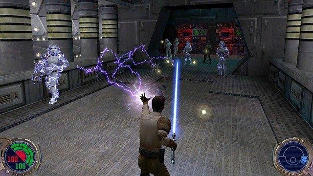 Produtora libera o código de Jedi Outcast e Jedi Academy