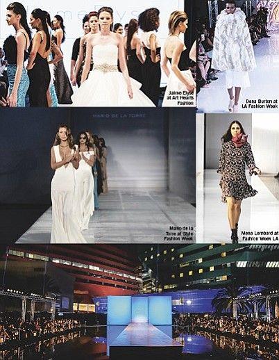 LA Fashion Week LAFW 71