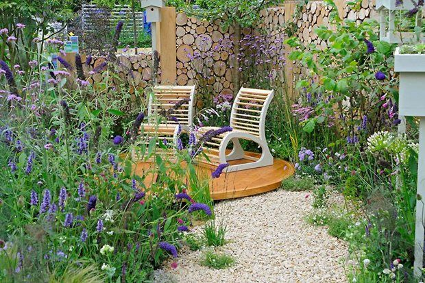 Garden design ideas: choose what style you'd like for your gardens / RHS Gardening
