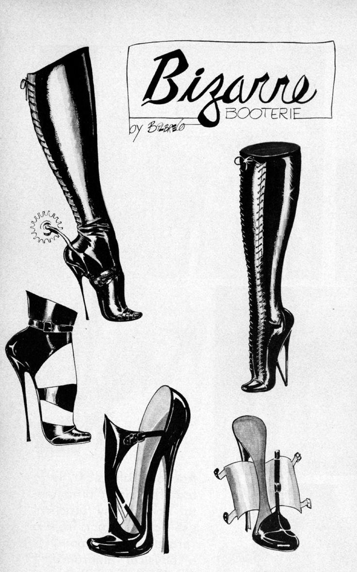 heels les