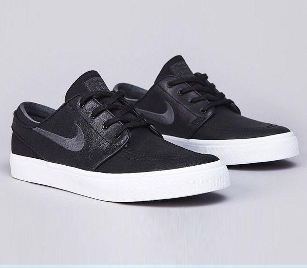 Nike SB Stafan Janoski Low-Black-Anthracite