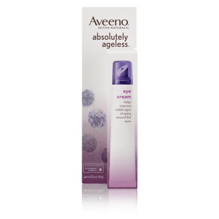 Aveeno Absolutely Ageless Eye Cream, 0.5 fl oz, Multicolor