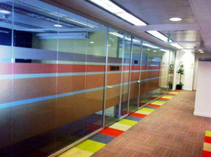 Our colorful Oracle University office @Oracle Corporation Corporation España in Barclelona