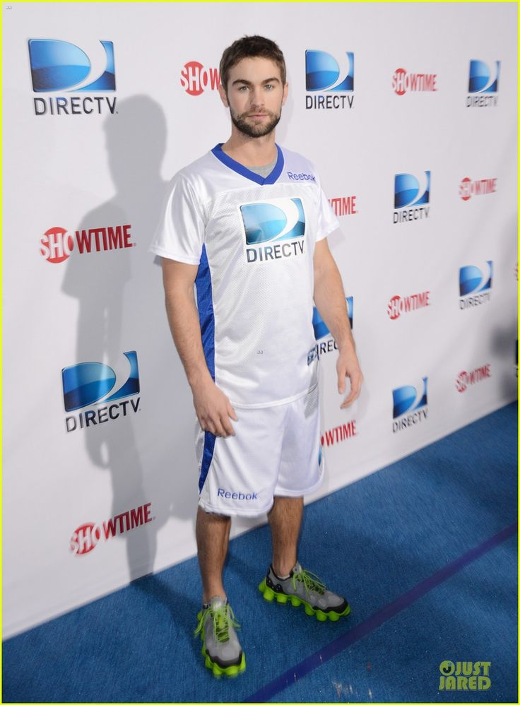 Chace Crawford: Celebrity Beach Bowl Party Guys!