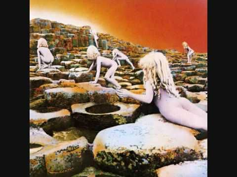"""Led Zeppelin..... """"The Rain Song""""..... not many grandmothers like Zep.... """"Houses of the Holy"""" was her favorite album of theirs, as it was mine. She never saw the cover, though..... pretty sure she would've disapproved of the naked children."""