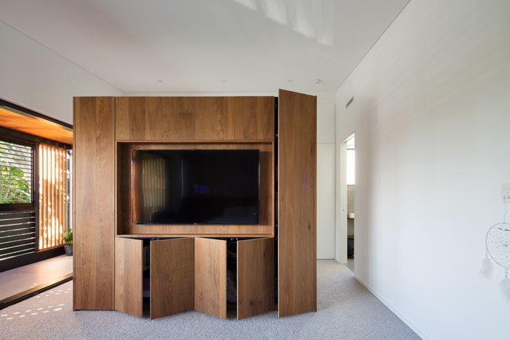 North Bondi Bungalow designed by Home & General | Mafi timber clad storage unit | Oak Vulcano Medium Brushed Natural Oil | Mafi Timber