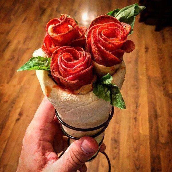 Шаурма-роза