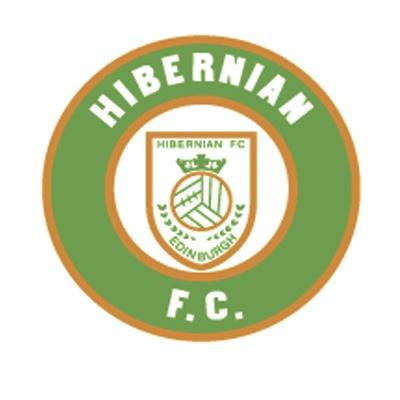 Hibernian F.C. [Edinburgh]  (SCO)  old badge