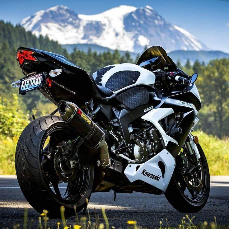 - 89herom:   Cosita bella #zx6r #Kawasaki #ninja...
