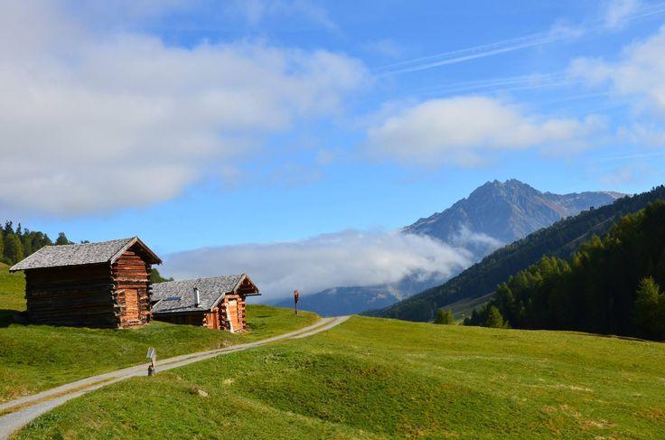 Herbstwanderungen im Vinschgau sind ein unvergessliches Erlebnis