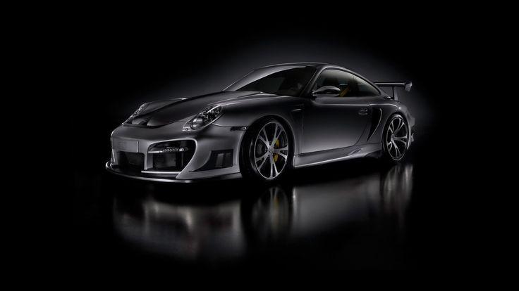 Porsche Theme Screensaver Windows Posche Gallery Wallpaper Free Porsche 911 Turbo Black Porsche Porsche Cars