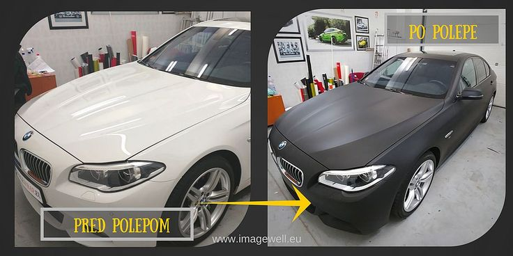 Zmena imidžu auto fólie