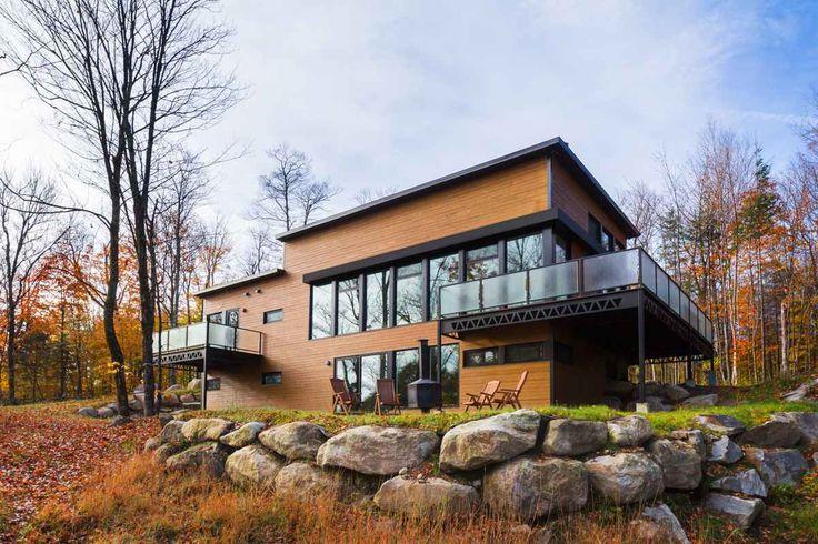 Дом будущего от BONE structure