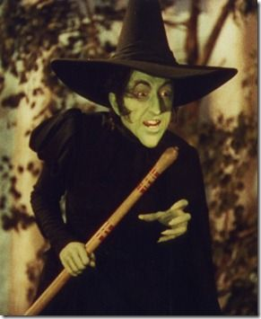 Margaret Hamilton made a great witch :: :: The Wizard of Oz (1939)