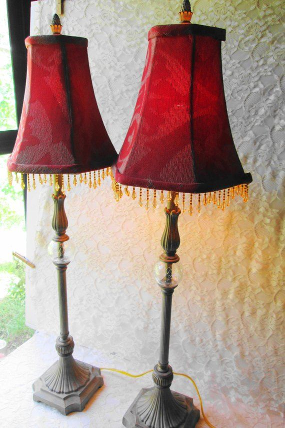 Pin On Promote Your Small Business Now, Tall Red Lamp