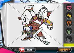 TomyJerry.net - Juego: Contextura Tom y Jerry - Jugar Gratis Online