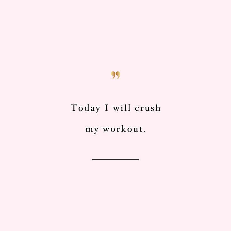 Crush it! http://www.spotebi.com/workout-motivation/motivational-fitness-quote-crush-it/