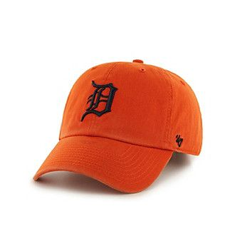 "MLB® Detroit Tigers ""Clean Up"" Adjustable Team Hat"