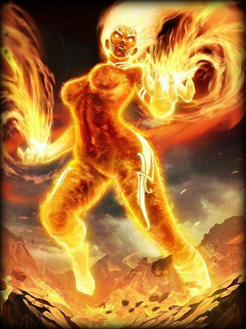 Sól, ouSigel(em inglês arcaico), era a deusa doSol, uma filha deMundilfarieGlaur. Era esposa deGlene irmã do deus da Lua,Máni. Tinha dois cavalosArvak e Alsvid[1]que puxavam a sua carruagemAlfrodul, constantemente perseguida pelo loboSkoll, filho deFenrir. O nomeAlfrodul, por vezes referia-se à própria deusa. Sol é morta por Skoll noRagnarök, havendo fontes que dizem que terá tido uma filha, que continua o seu percurso nos céus