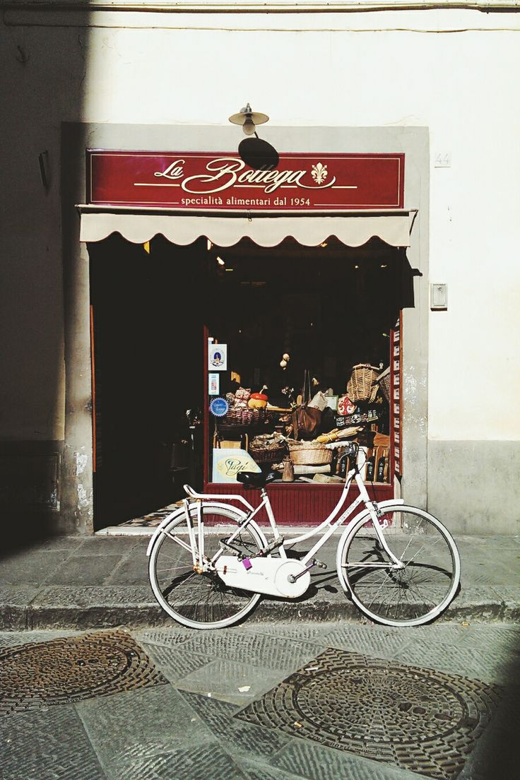 Florence, Bicycle