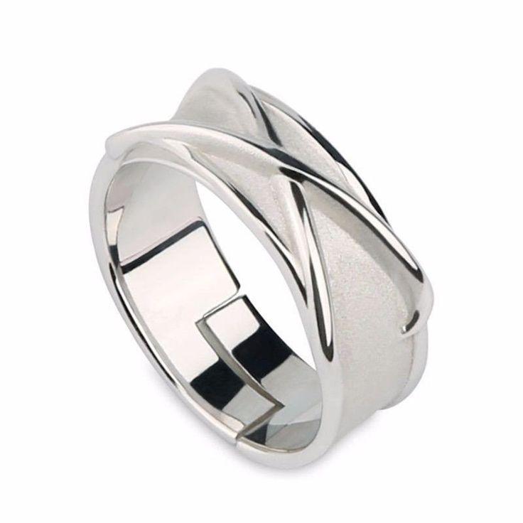 Black Goku Super Saiyan Potala Fusion Cool Design Silver Cosplay Ring #Black #Goku #Super #Saiyan #Potala #Fusion #Cool #Design #Silver #Cosplay #Ring