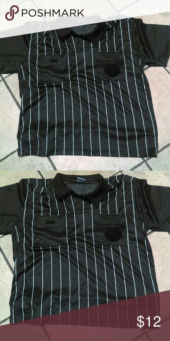 Referee shirt Size L Great condition Shirts