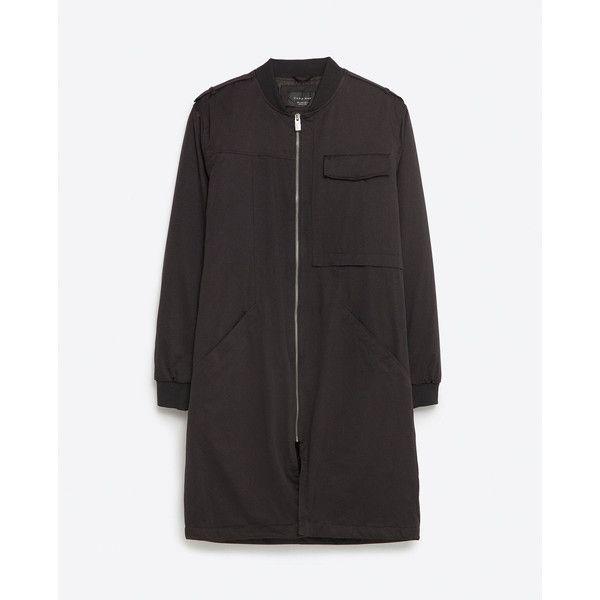 Best 25  Long bomber jacket mens ideas on Pinterest | Long ankara ...