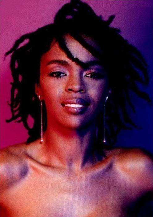 L-Boogie AKA Lauryn Hill