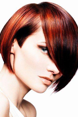 Haircut Ideas for Red Hair