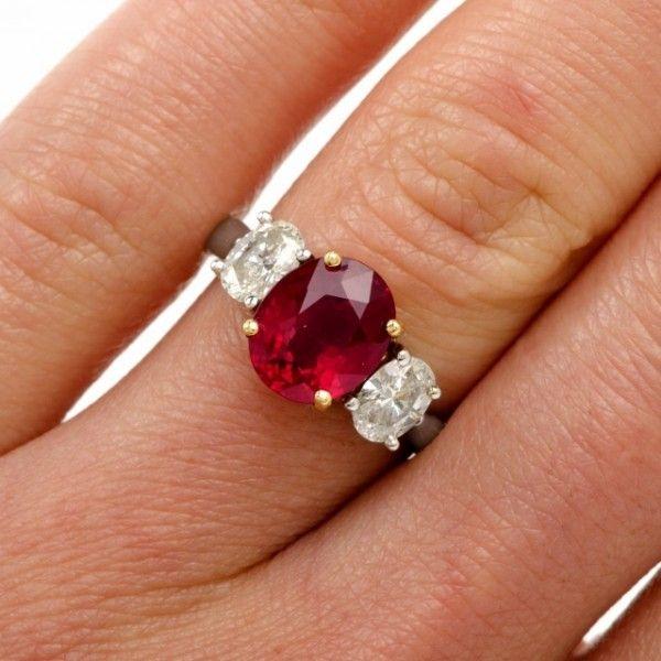 Resultado de imagen para ruby man rings