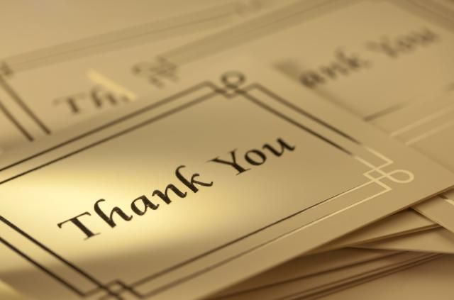 1000 ideas about Thank You Letter on