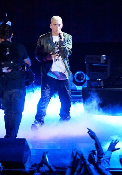 Eminem Photos - MTV Movie Awards Show - Zimbio