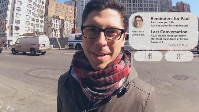 Google Glass ya tiene sus primeras aplicaciones y contará con soporte para cristales graduados    Cada día que pasa tenemos más cerca la llegada de un gadget tan extraño e interesante como las Google Glass, unas gafas con posibilidades avanzadas que son capaces de causar tanta gracia y expectación como odios.