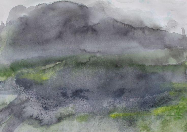 Abstract open air painting - Zuzanna Ewa Niespor on Behance