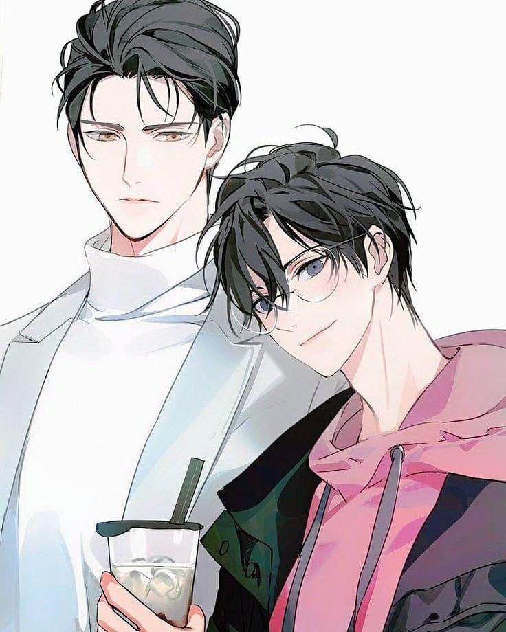 Wangxian Modern Au In 2020 Cute Anime Guys Handsome Anime Handsome Anime Guys