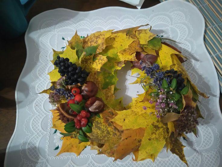 Podzimní na stůl