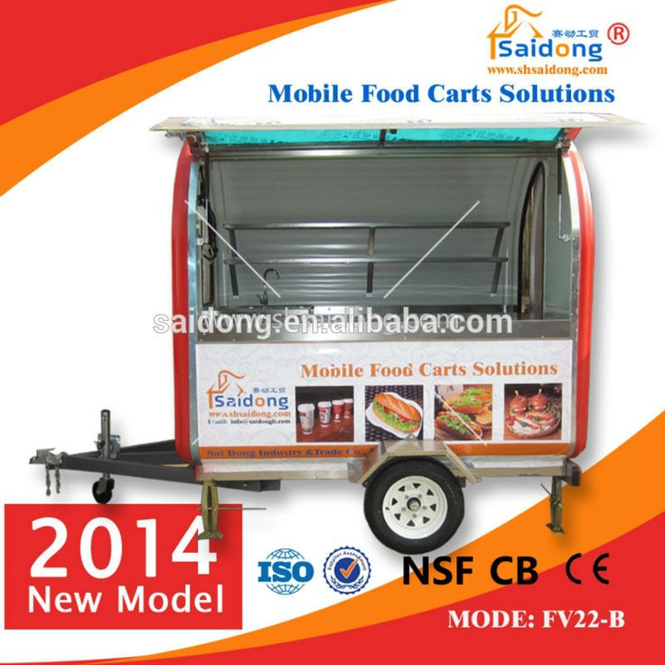 Best Food Cart Images On   Retail Retail