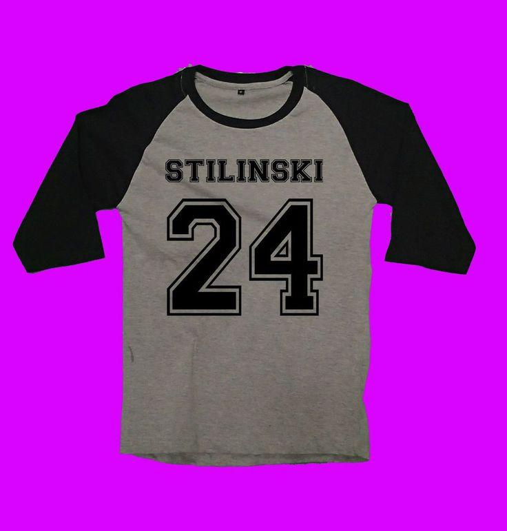 teen wolf stiles stilinski 24 dylan o'brien o brien shirt t-shirt unisex adult  #Unbranded