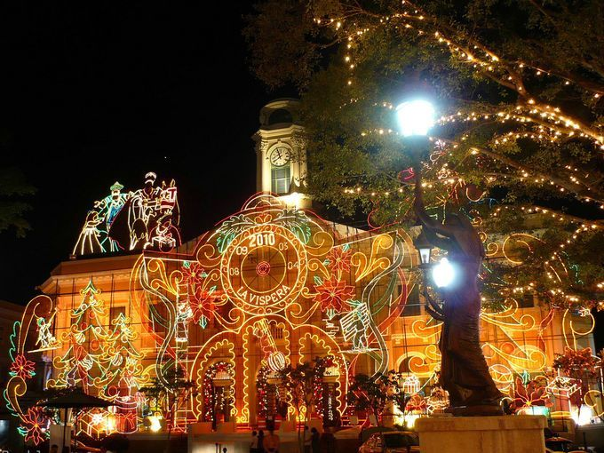 412 best images about caribbean christmas on pinterest for Acanthus decoration puerto rico
