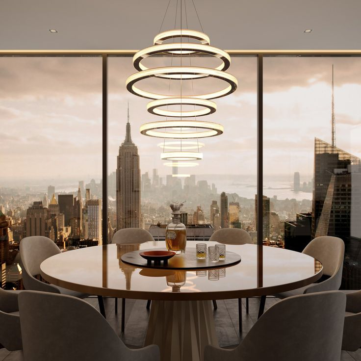 salo elama designed by cameron design house gracefully sitting in this new york penthouse