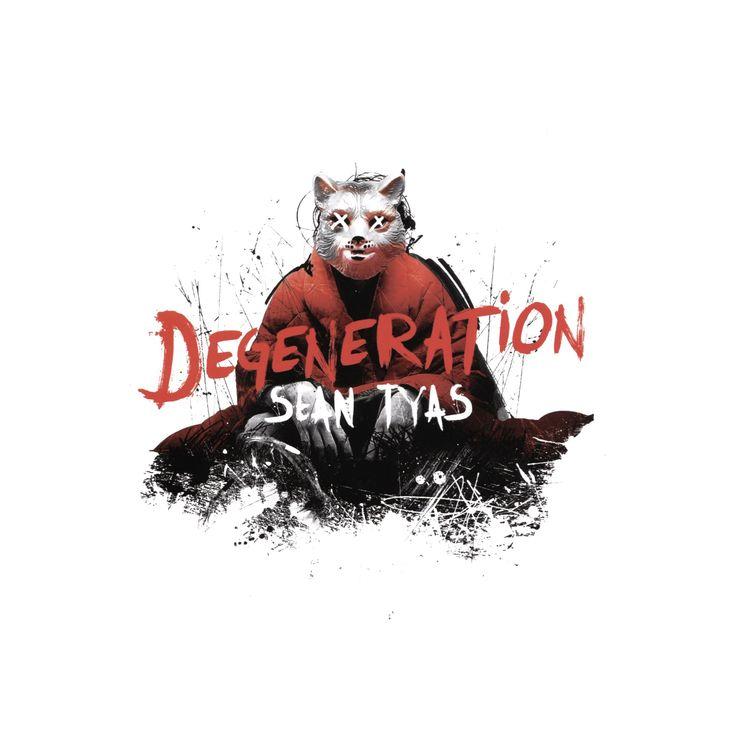 Sean tyas - Degeneration (CD)