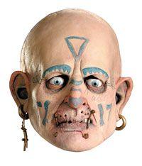 En vinyle de luxe intendance Mask - Pirates des Caraïbes Costume Accessoires