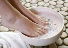 Перекись водорода для ног
