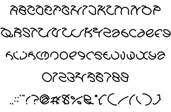 Image for graphicdream font