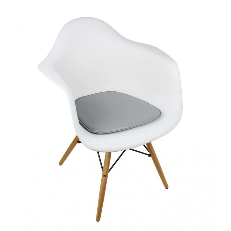 seat cushion for eames style dining chair and armchair - Fantastisch Tolles Dekoration Eames Chair Sitzkissen