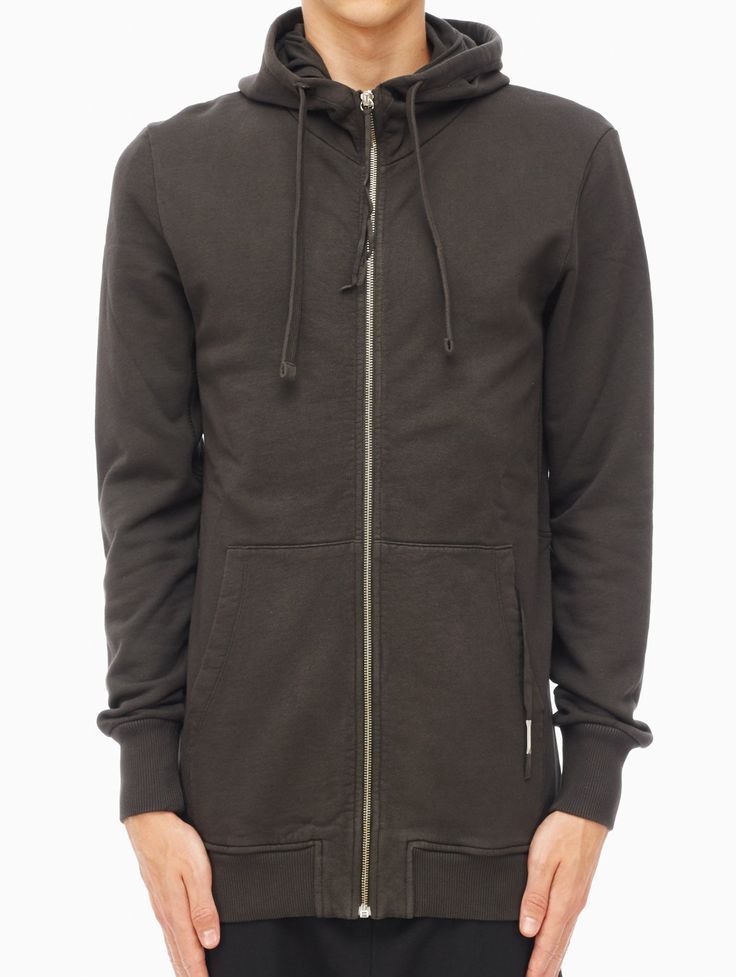 Scylla basic hoody from the F/W2015-16 Silent Damir Doma collection