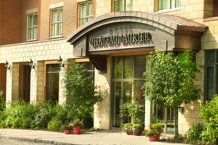 Spend 2 nights at the beautiful Chateau Laurier while in Quebec City